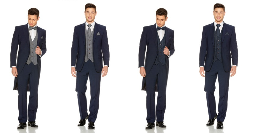 CR blue slimfit collection