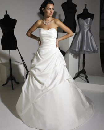 Adele D5021wedding dress