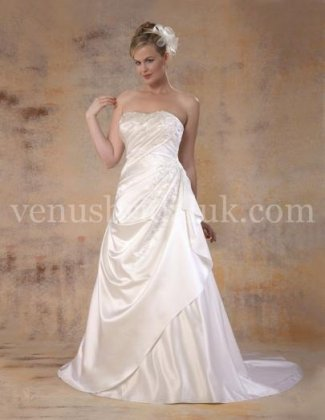 Wedding dress Andrea VW8658 Front