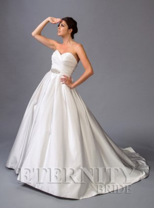 Bella ballgown style wedding dress