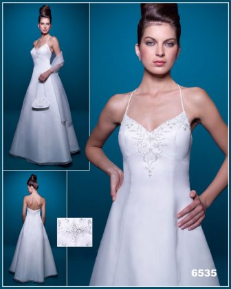 Wedding dress Olivia 6535