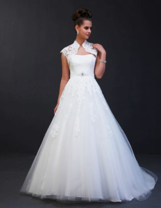 Tanya AT4562 wedding dress by Venus